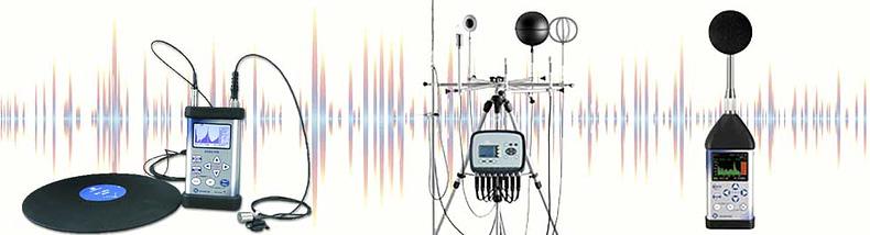 misure strumentali - fonometrie - vibrometrie - campi elettromagnetici