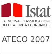 codice istat - Ateco 2007